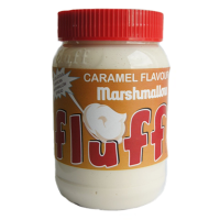 Marshmallow Fluff карамельный