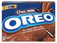 Печенье Oreo Choc milk средняя упаковка