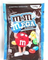 M&M'S Mega маленький