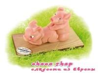 Marzipan So wird Schweinefleisch gemacht