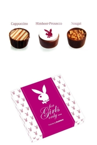 Pralines by Playboy - for Girls only