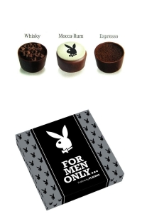 Pralines by Playboy - for Men only