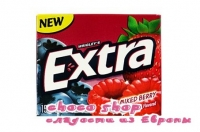 Extra mixed berry