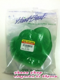 Hart Cream melon flavoured sweets
