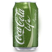 Газированный напиток Coca-Cola Life
