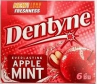 Dentyne Apple Mint