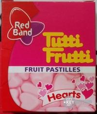 Tutti Frutti Hearts