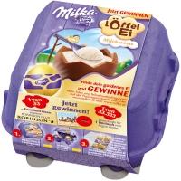 Milka Löffel Ei Milchcrème