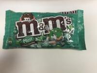 m&m  mint