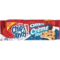 Печенье Chips Ahoy Oreo со вкусом печенья Орео.