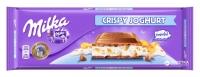 Milka Crispy Joghur