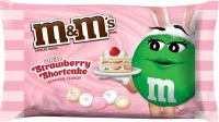 M&M'S White strawberry shortcake