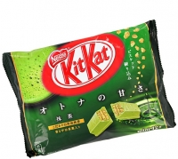 Kit kat grean tea пачка