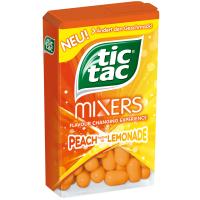Tic Tac Peach Lemonade