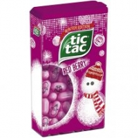 Tic-Tac red berry