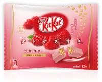 Kit kat raspberry пачка