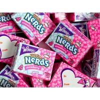 Wonka nerds punch mini